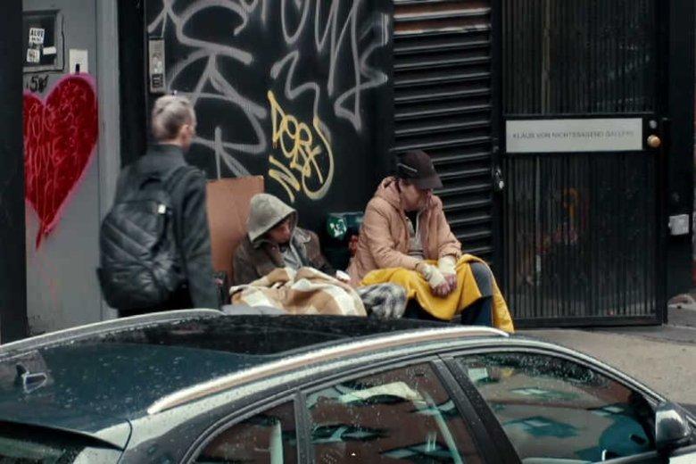 Bezdomni stali sięniewidzialni?