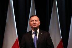 Andrzej Duda jest kandydatem PiS w majowych wyborach prezydenckich, ale nie cieszy się poparciem całej prawicy.