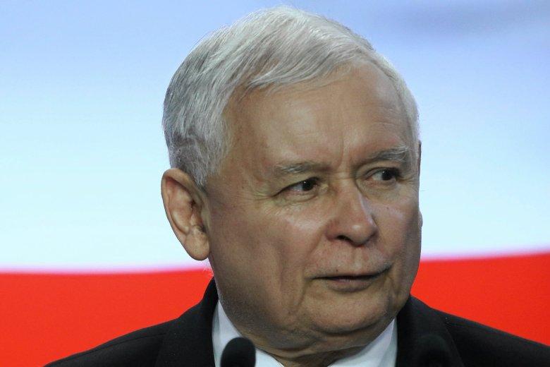 Kaczyński powiedział, że osoby zatrudnione w państwowych spółkach nie będą kandydować z list PiS do samorządu.