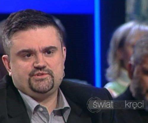 Markus Marcinkiewicz w programie Świat Się Kręci Telewizji Polskiej
