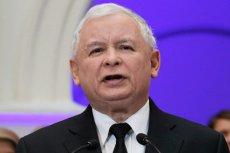 Jarosław Kaczyński między słowami ostrzega protestujących Polaków przed stanowczą odpowiedzią PiS?