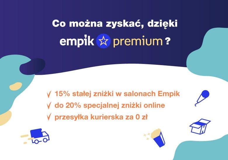 Co zyskasz dzięki Empik Premium?
