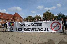 Skrajna prawica i jej manifestacja w Szczecinie pokazuje, czego boją się polscy mężczyźni.