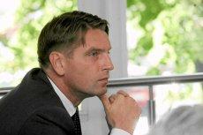 """Tomasz Lis, redaktor naczelny """"Newsweeka""""."""