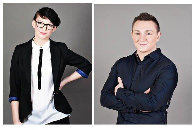 Joanna Dybał zajmuje się w firmie marketingiem, natomiast jej brat Patryk Dybał eksportem.