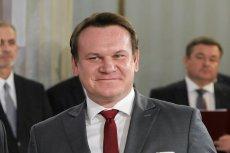 Dominik Tarczyński (PiS) został 52. europosłem