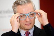 Robert Biedroń nie będzie kandydował na prezydenta Słupska.