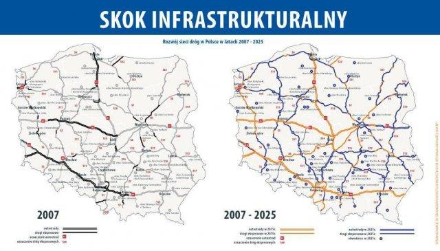 EURO 2012 dało nam wiele doświadczeń i zmieniło nasze podejście do procesu inwestycyjnego. Dzięki temu dziś sieć polskich dróg szybkiego ruchu zwiększyła się trzykrotnie w stosunku do roku 2007, kiedy otrzymaliśmy prawo do organizacji turnieju.