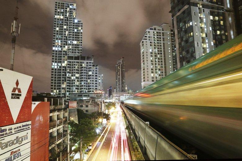 Stolica Tajlandii - Bangkok