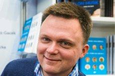 """Tygodnik """"Sieci"""" sugeruje, że za kandydaturą Szymona Hołowni w wyborach stoi Donald Tusk."""