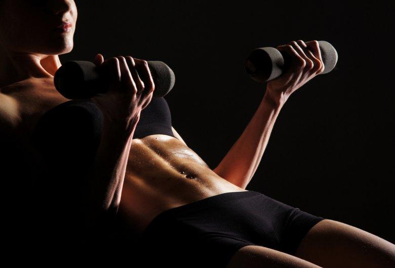 Nie ma pięknej sylwetki bez masy mięśniowej.