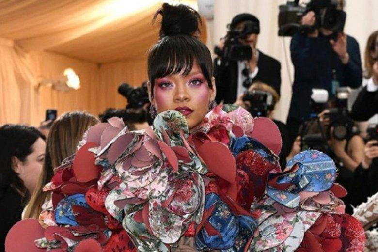Rihanna na MET Gala 2017