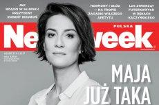 Maja Ostaszewska to nie tylko aktorka, ale także aktywna działaczka społeczna. Niektórzy jednak nie podzielają jej zapału to angażowania się w sprawy społeczno-polityczne.