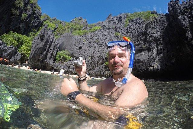 Tomasz Kosiński - Filipiny