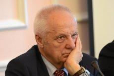 Niesiołowski krytycznie ocenił wystąpienie Szydło.