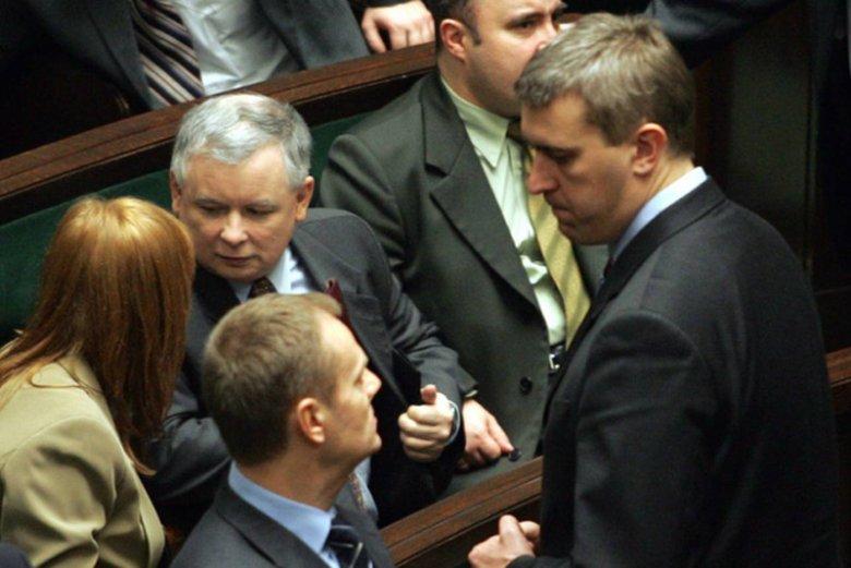 Sejm w 2006 roku.