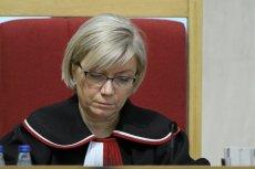 Wyrok ws. Kamińskiego dla wielu jest pokłosiem porządków, jakie przeprowadzać ma prezes TK Julia Przyłębska.