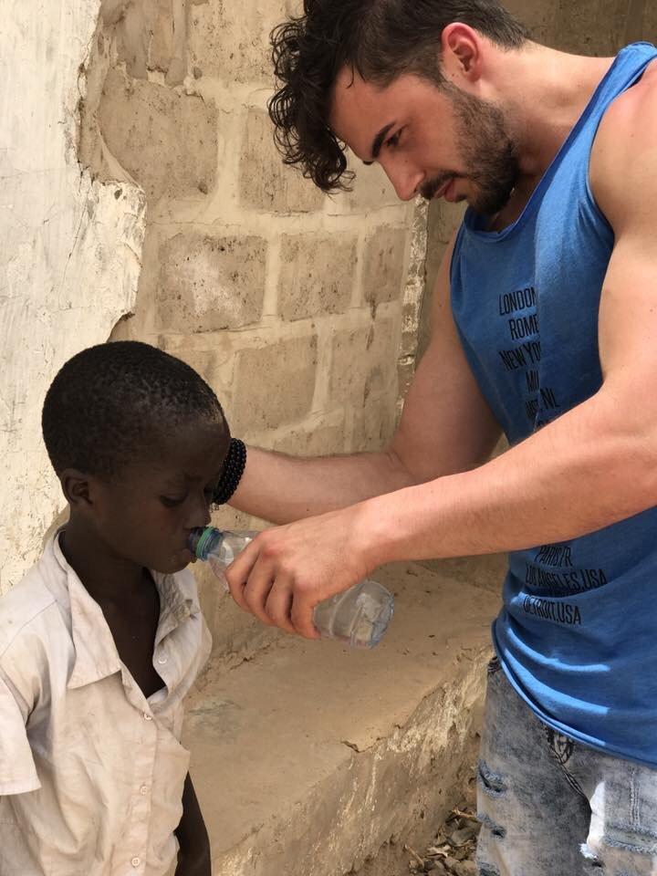 Jakub Piotr Kucner / Muhamed / Gambia 2017