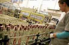 W Polsce spadła sprzedaż wódki