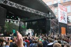 Koncert donGURALesko podczas Juwenaliów SGH 2012
