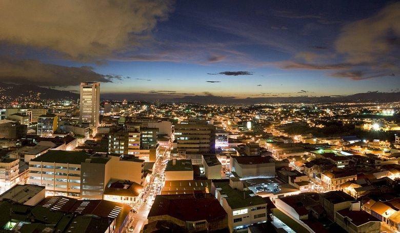 Panorama San José