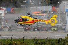 Eurocopter EC135 - nowoczesna maszyna LPR-u