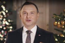 Andrzej Duda święta jak zawsze ma spędzić u rodziców. Nie jest tylko jasne, czy będzie w rodzinnym domu również w Wigilię.