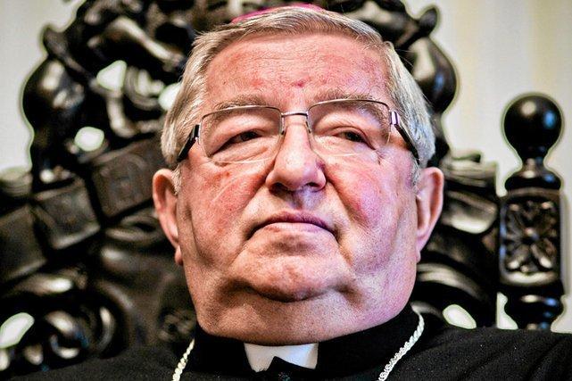 MON zabrało głos ws. emerytury jaką pobiera abp. Sławoj Leszek-Głódź.