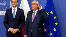 Komisja Europejska ma plan, jak ukarać kraje, które łamię praworządność