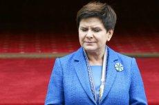 """Premier Beata Szydło szybko odpowiedziała na tweeta Donalda Tuska. """"Jako europrezydent nic dla Polski nie zrobił"""" – napisała."""