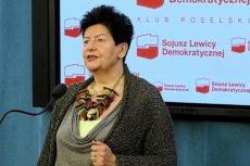 Europosłanka Joanna Senyszyn