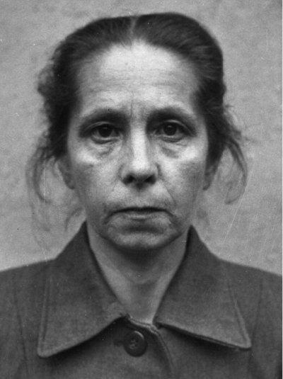 Johanna Bormann.