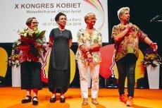 X Kongres Kobiet w Łodzi. Ze strony ochroniarek padają mocne zarzuty pod adresem organizatorek.