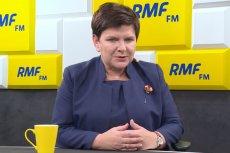 Beata Szydło w RMF FM mówiła o swoich obowiązkach. I o wolnym 12 listopada.