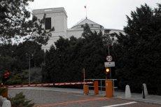 Po zatrzymaniu Brunona K. zdecydowano się ulepszyć zabezpieczenia polskiego parlamentu.