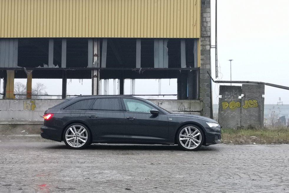 Audi A6 Avant to kombi w dieslu, które dla jednych będzie nudne, dla innych okaże się autem marzeń.