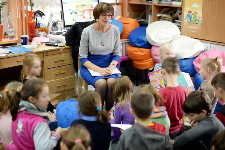Jolanta Okuniewska, nominowana do nauczycielskiego Nobla w 2016, zna najmocniejsze strony fińskiego systemu edukacji.