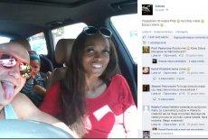 """Raper Sobota wrzucił na Facebooka zdjęcie z czarnoskórą partnerką. Część fanów zaczęła obrażać ich rasistowskimi komentarzami: """"Test na HIV zrobiłeś?"""""""