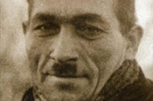 St. sierż. Piotr Śmietański - kat z Mokotowa.