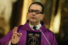 Ksiądz Jacek Stryczek, twórca sukcesu Szlachetnej Paczki, na co dzień pełni posługę w krakowskiej parafii.