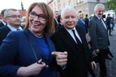"""Bata Mazurek zapewnia, że prawnicy zajmują się publikacjami """"Gazety Wyborczej""""."""