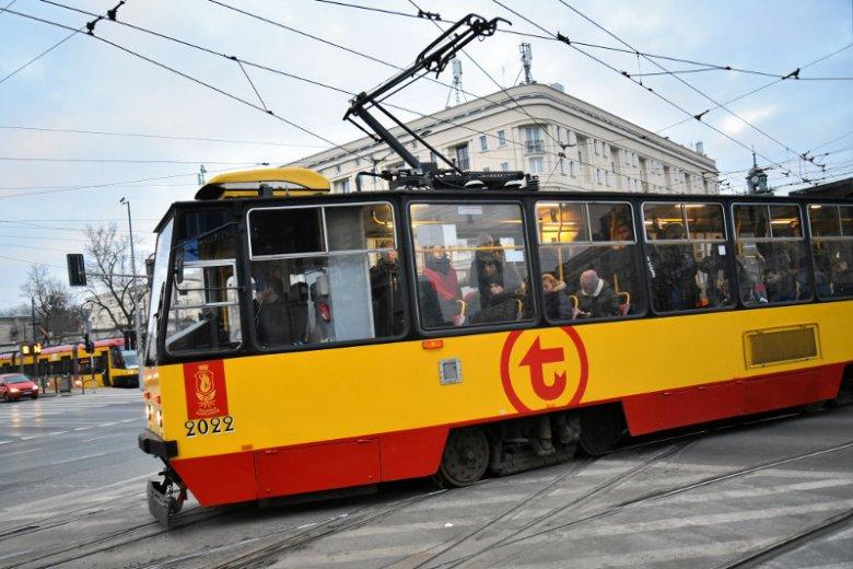 W Warszawie doszło do zderzenia dwóch tramwajów. Osiem osób zostało rannych. (zdjęcie poglądowe)