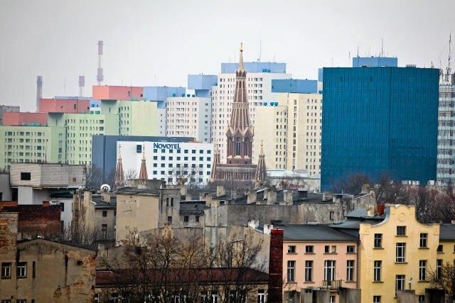 Łódź - miasto kontrastów i paradoksów.