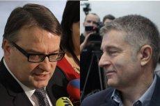 Minister Biernacki pozywa Frasyniuka