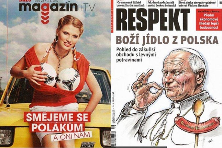 Czeskie media utrwalają stereotyp Polaka – zacofanego, gustującego w alkoholu kombinatora