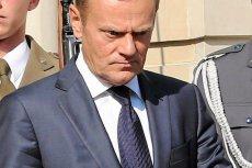 Donald Tusk był dziś przesłuchiwany w stołecznej prokuraturze.