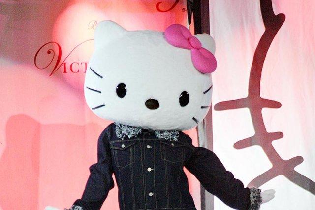 Hello Kitty to według białostockiego egzorcysty demoniczna postać.