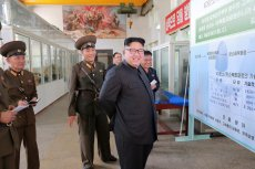 Nowe zdjęcia Kim Dzong Una, przywódcy Korei Północnej