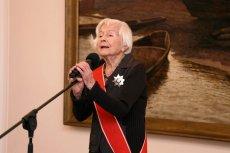 Danuta Szaflarska, niemal 80 lat na scenie.