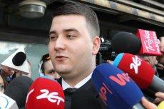 Bartłomiej Misiewicz zabawił się w klubie WOW w Białymstoku. Teraz wraca sprawa imprezy.